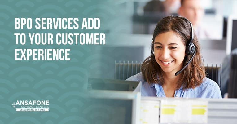 BPO services add to your customer experience