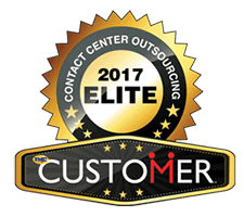 2017 Elite Contact Outsourcing Award