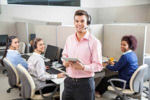 BPO Industry Contact Center