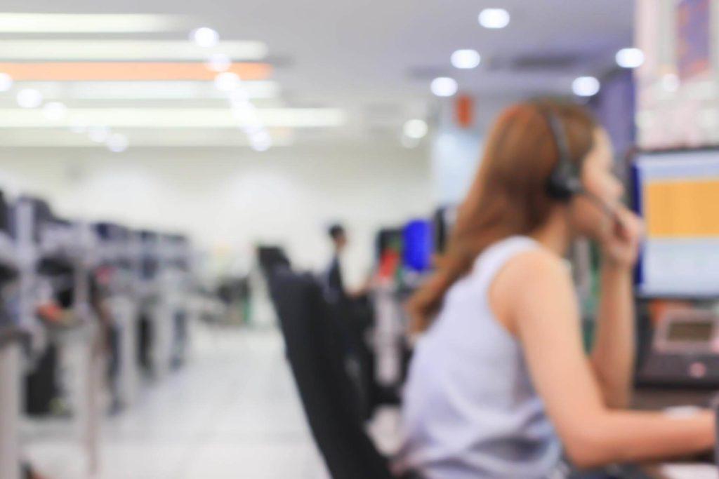 customer care call center