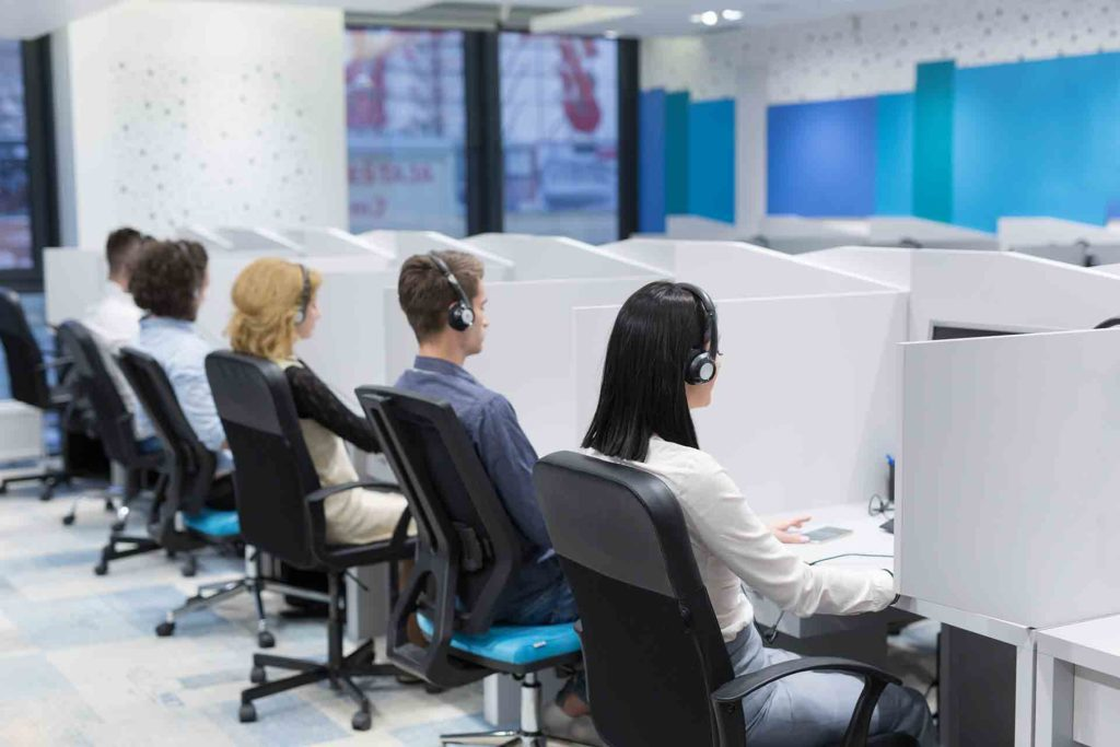 pci compliant call center