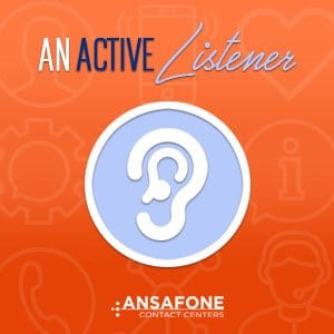 An Active Listener