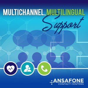 Multichannel, Multilingual Support