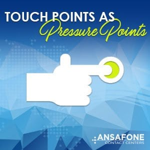 Touch Points As Pressure Points