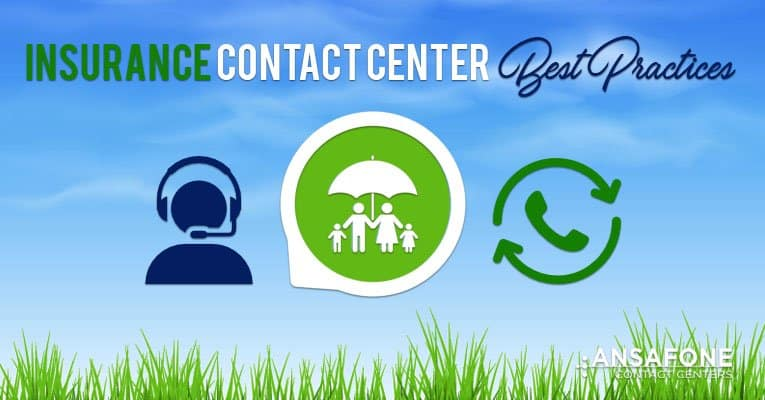 Insurance Contact Center Best Practices