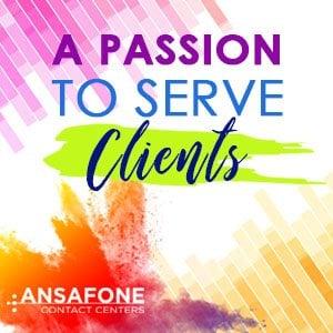 A Passion To Serve Clients