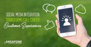 Social Media Integration Transforms Call Center Customer Experiences