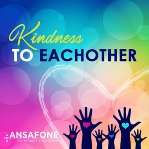 Kindness To Each Other