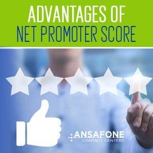 Advantages of Net Promoter Score